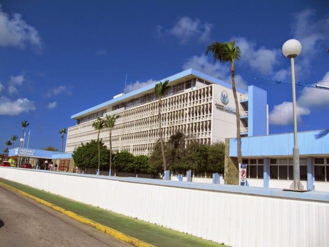 Ziekenhuis Aruba