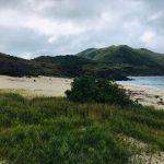 uitzicht pinel eiland sint maarten caribbean