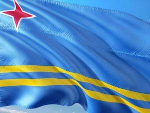 Vlag Aruba day dia di himno y bandera
