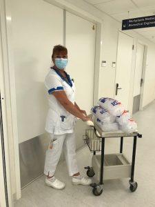 Marianne Timmers SEH verpleegkundige Healthz Zorgprofessionals